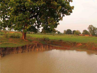 bassin retension eau