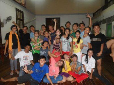 danseurs de Bohol