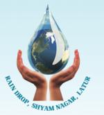 Logo Rain Drop India