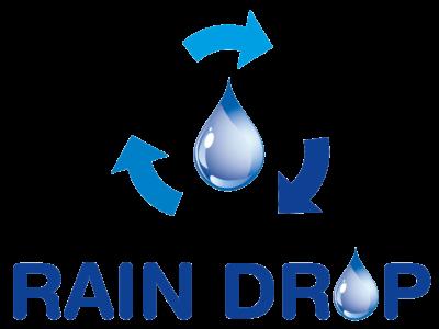 Logo Rain Drop - ONG en Inde