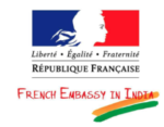 Logo Ambassade française en Inde